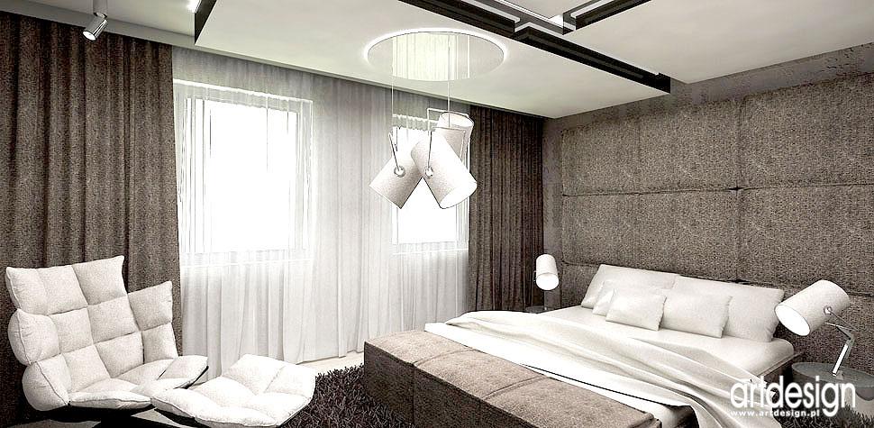 projektanci wnetrza sypialnie