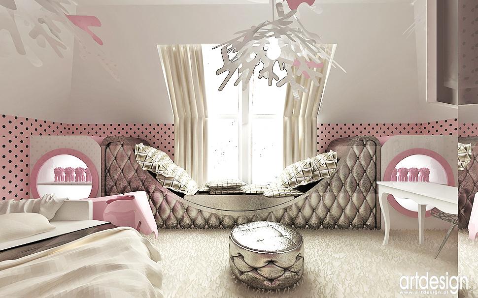 Onyx Ii Sypialnia Projektowanie Wnętrz Artdesign