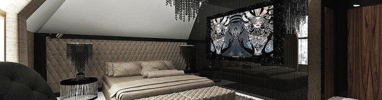 nowoczesny ponadczasowy design sypialnia