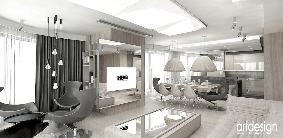 wnetrza luksusowy apartament