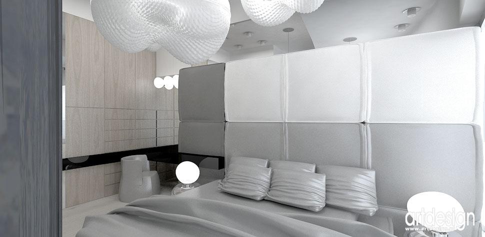 projekty luksusowej sypialni
