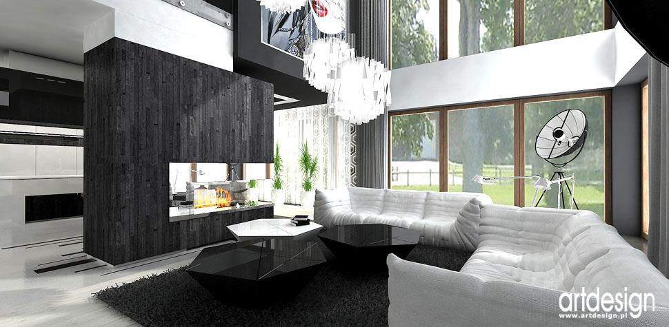 salon luksusowe wnetrza