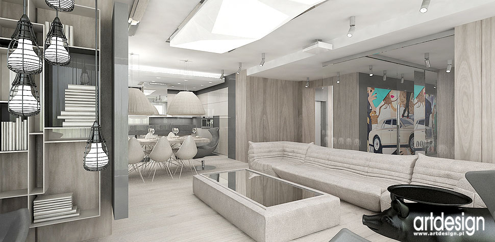 wnetrza designerski apartament