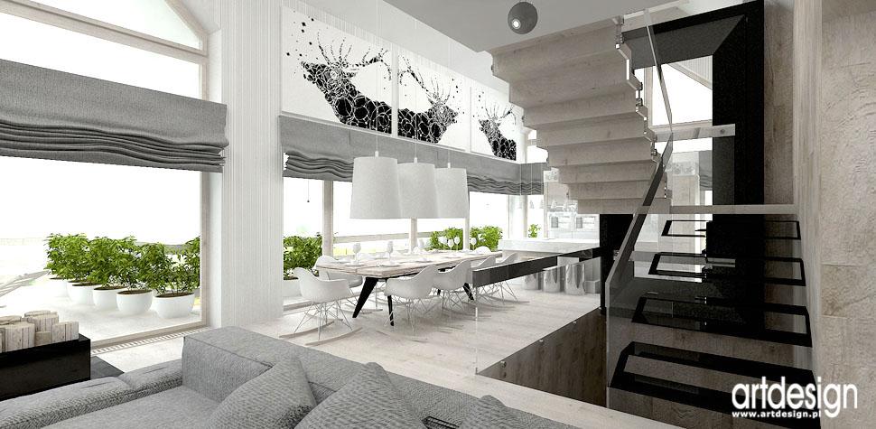 salon wnetrza inspiracja dom elementy folk
