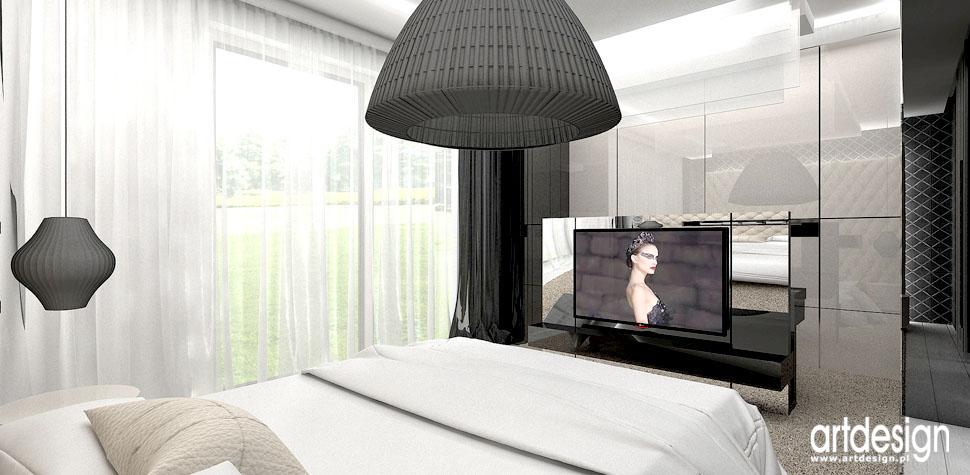 projektowanie aranzacja wnetrz sypialnia
