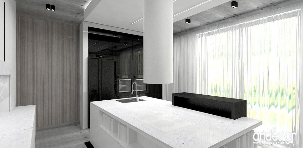 wnetrza najlepsze biura projektowe w polsce kuchni