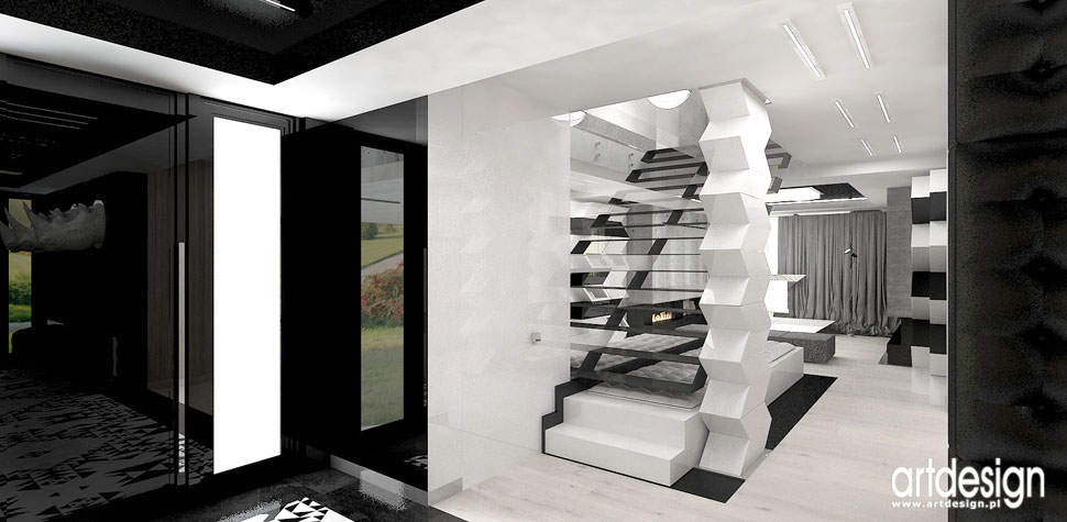 schody w domu projekty wnetrze