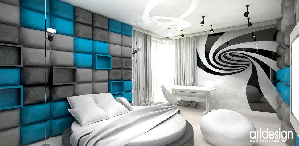 projekty wnetrz najwyzszej jaskosci designu Krakow pokoj dla chlopca