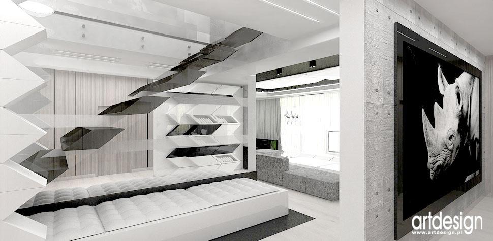 designerskie wnetrza domow