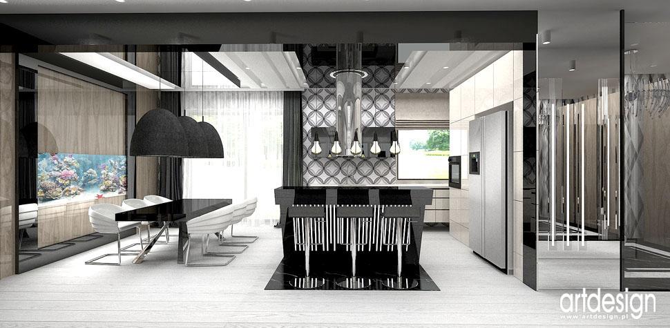 architektura wnetrz design kuchnia