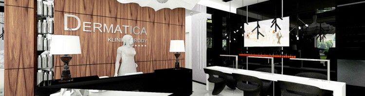 salon fryzierski kosmetyczny luksusowy elegancki