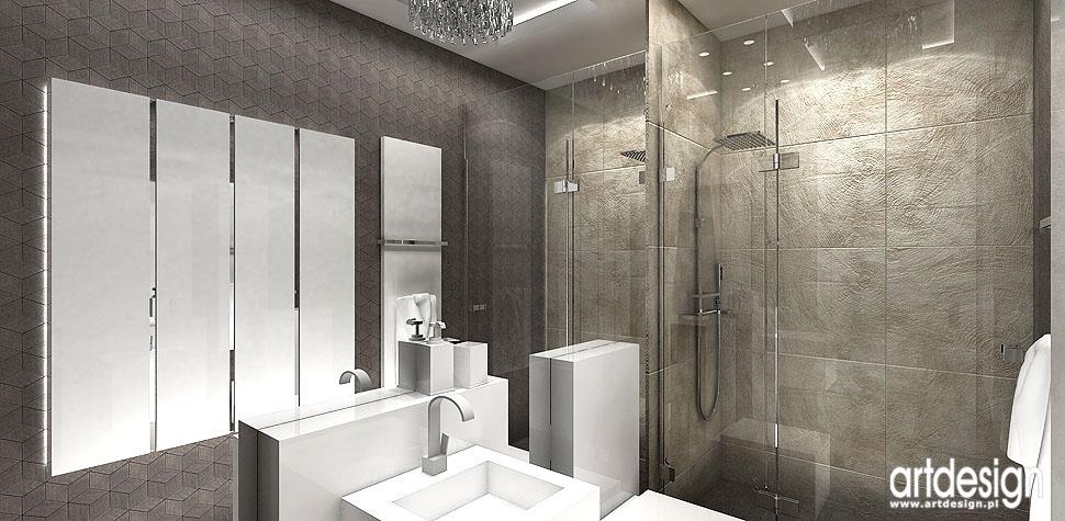 architekci wnętrz łazienka