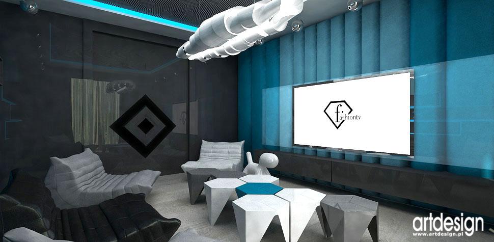 pokoj tv relax wnetrza