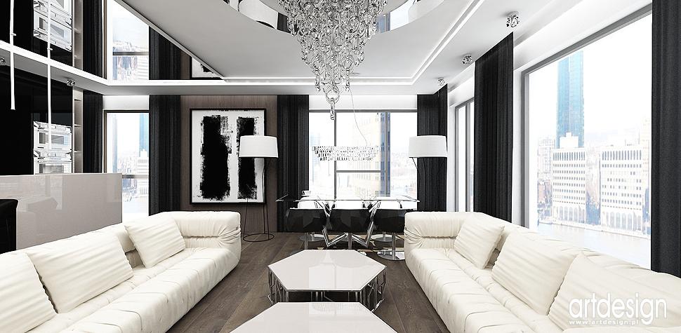 wnetrza apartamentow luksusowych ekskluzywnych