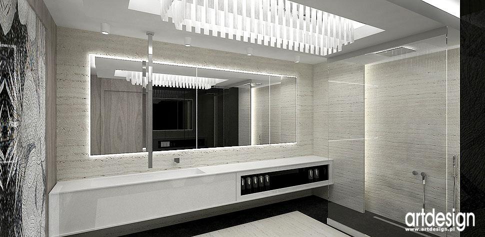 projektant wnętrz łazienka wnętrza luksusowe