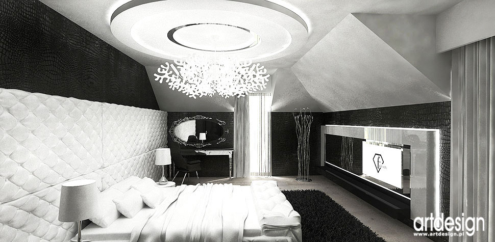 projektanci wnętrza sypialnia design