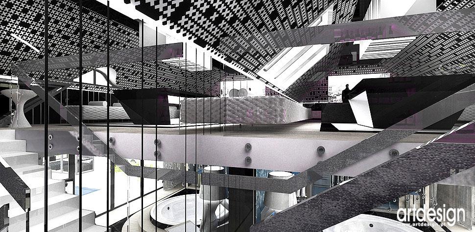kino domowe wnętrza nowoczesne projekt