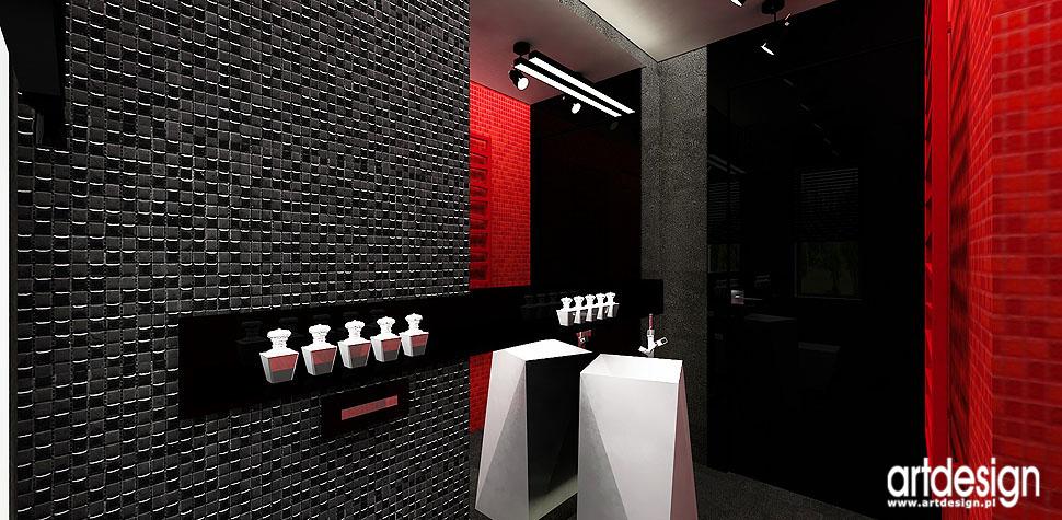 projektanci łazienka oryginalne wnętrza