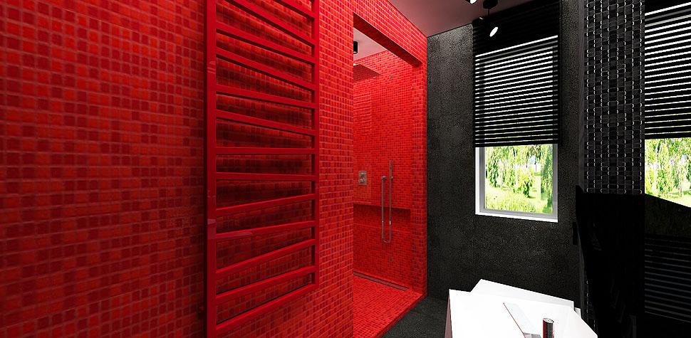 design łazienka eleganckie wnętrza projektanci