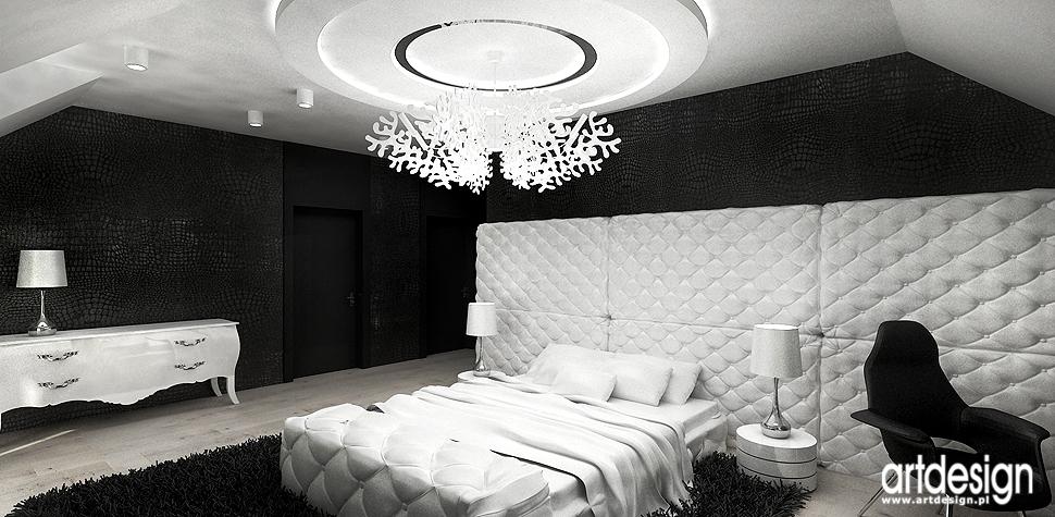 najlepsze aranżacje wnętrz sypialnia