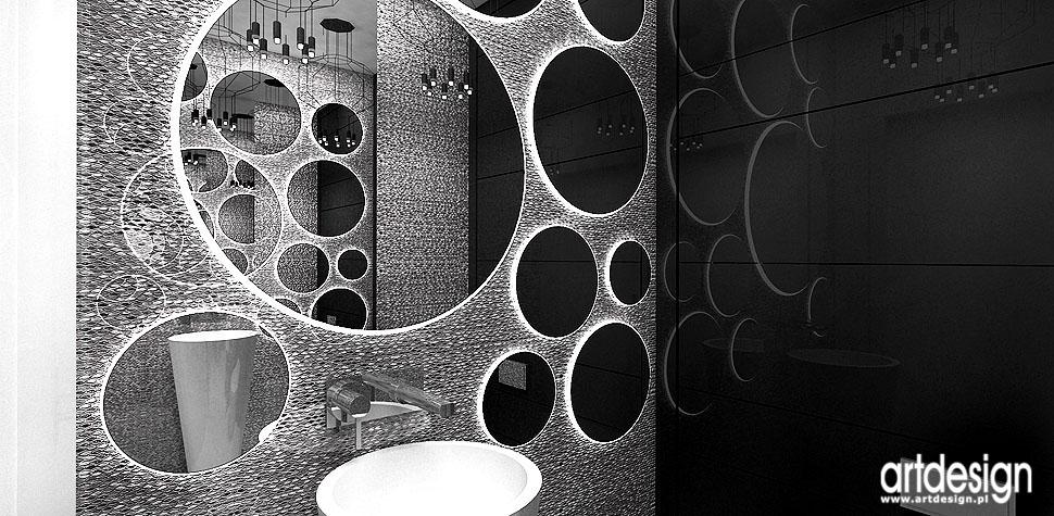 łazienka luksusowe projekty wnętrz