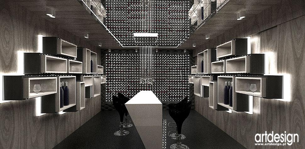 rekreacja winnica architektura wnętrza