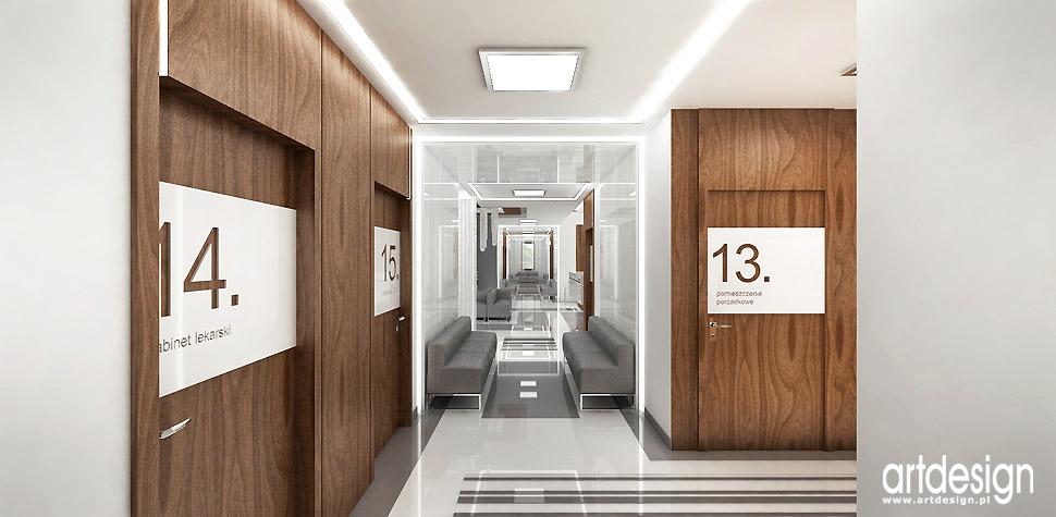 wnętrza gabinety medycyny estetycznej