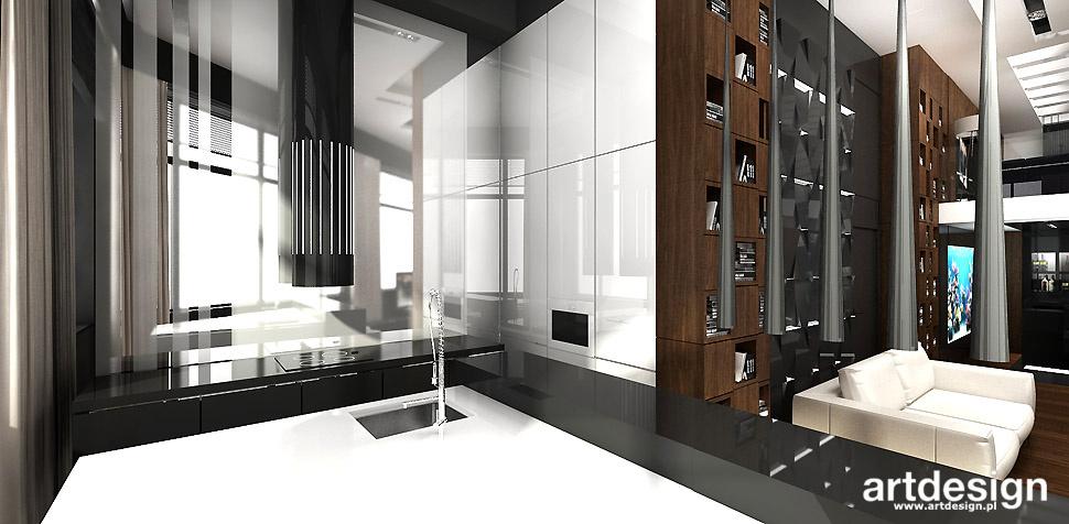 kuchnia wnętrza projekty