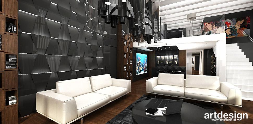 ekskluzywne wnętrza apartamentu