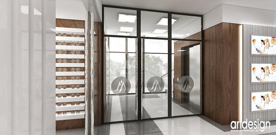 ekskluzywne wnętrza gabinety medyczne