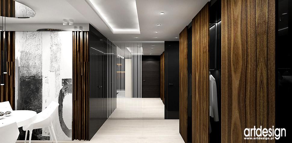 ponadczasowe wnętrza apartamentów