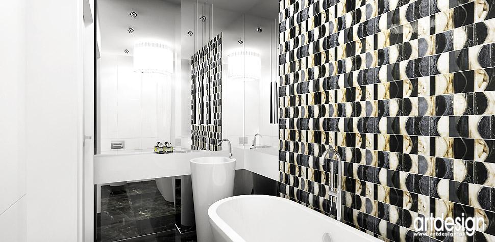 projektant wnetrz nowoczesne łazienki
