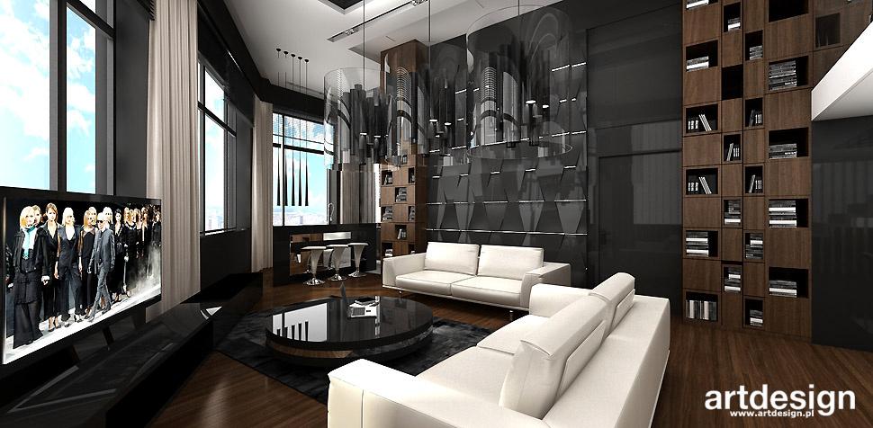 design wnętrz salon