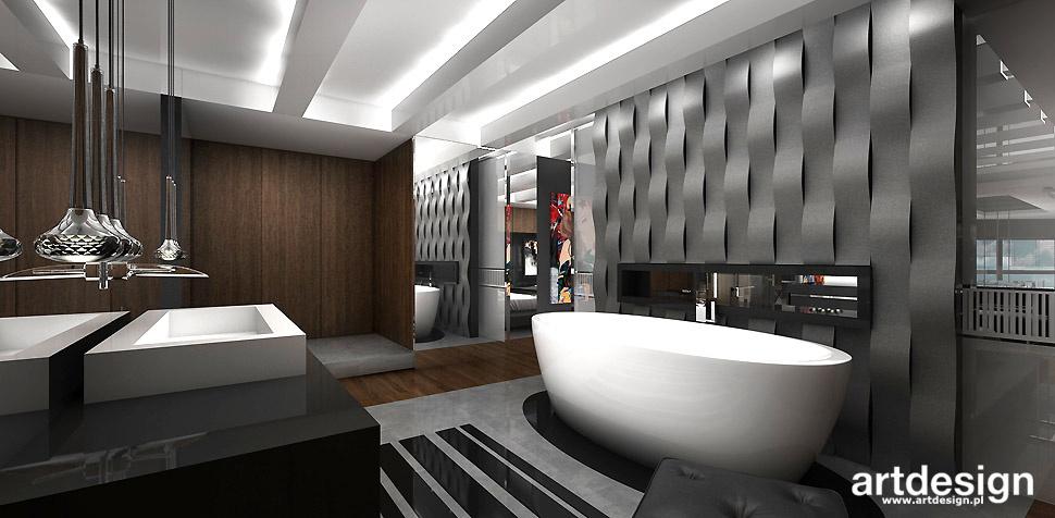 wyszukany design łazienka