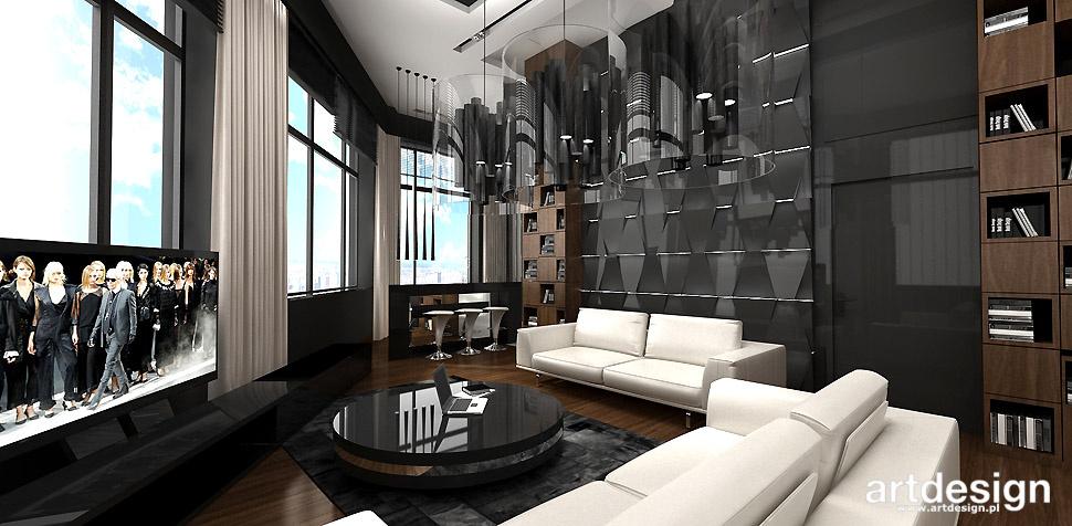 luksusowy apartament wnętrza