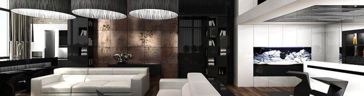 projektowanie wnętrz apartament mieszkanie