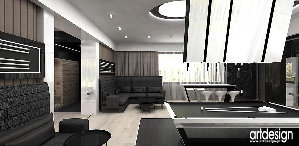 projektant wnętrz pokój wypoczynkowy design