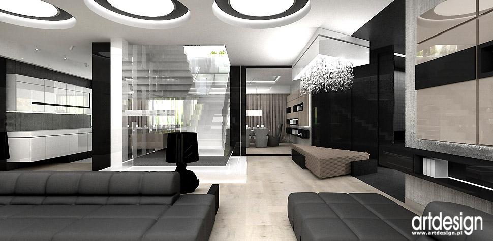 architektura wnętrza dom ponadczasowe wnętrza