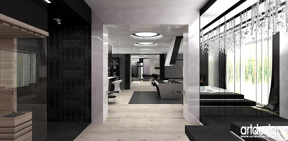 projektanci wnętrz pokój relaksu design