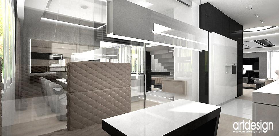 nowoczesna kuchnia projekty design