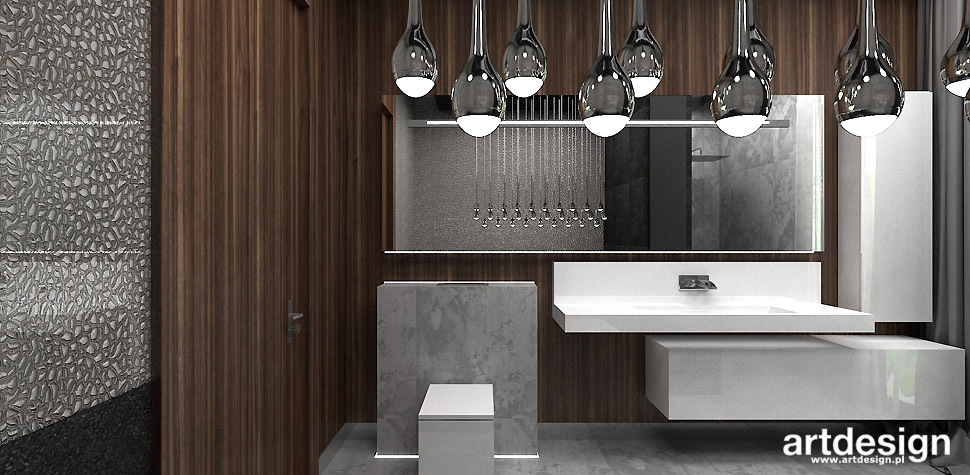 luksusowe wnętrza łazienka