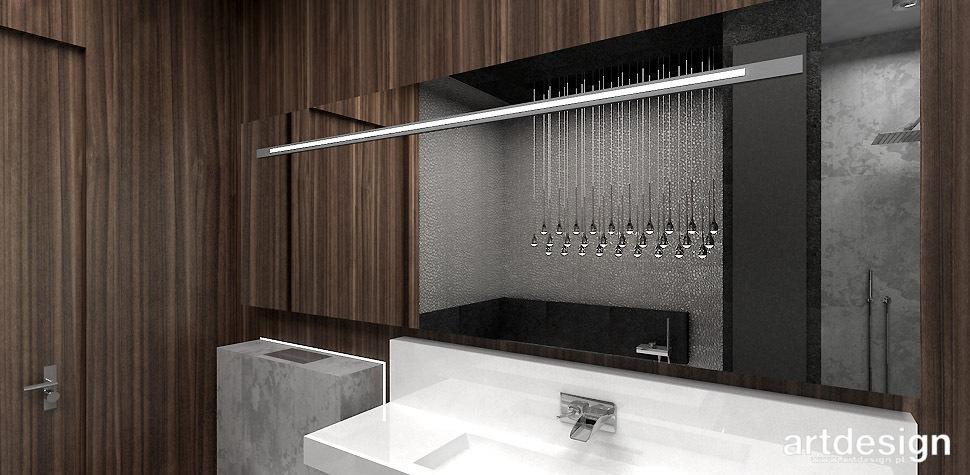 fornir łazienka projekt wnętrze