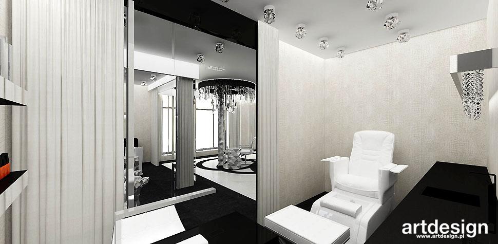 gabinet kosmetyczny ekskluzywne wnętrza