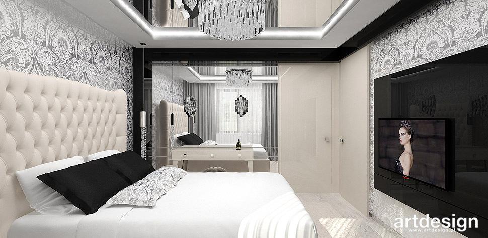 projektowanie wnetrz sypialnia