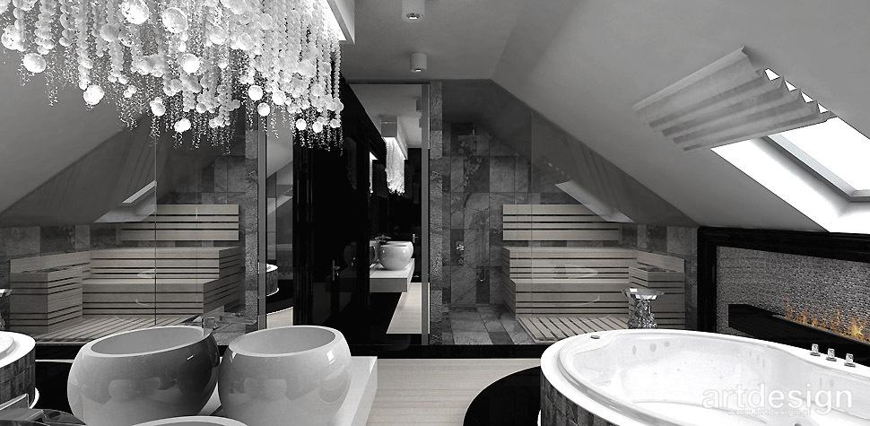 najlepsze projekty łazienek