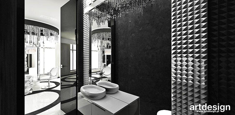 salon piekności wnętrza architektura