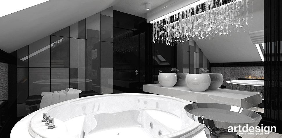 projektanci wnętrz salon kąpielowy