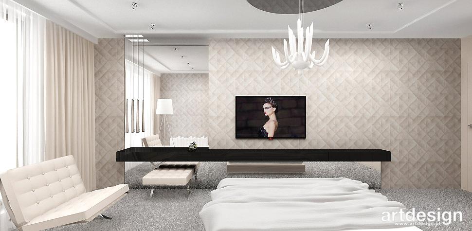 luksusowe wnetrza sypialnie