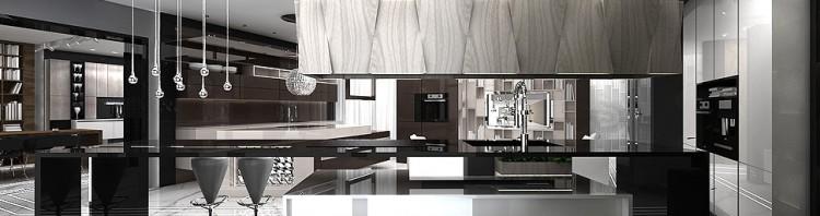nowoczesne projekty kuchnie