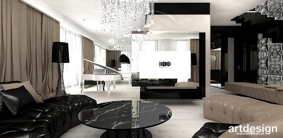 apartament wnętrza design
